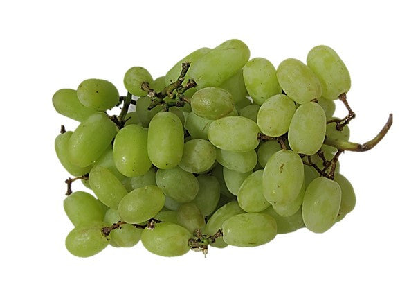 Grapes: Green California Grapes ~650g