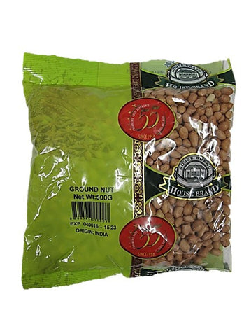 House Brand Ground Nut 500g