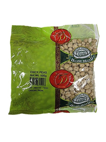 House Brand Chick Peas 500g