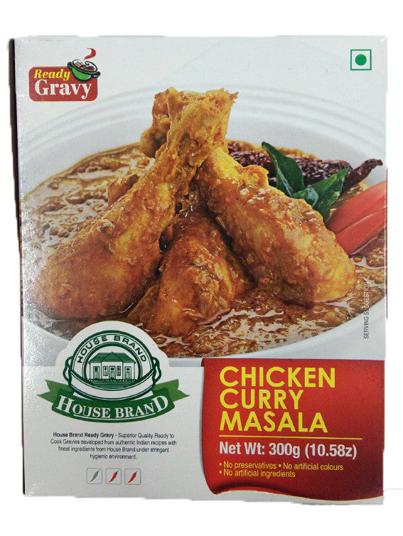 House Brand Chicken Curry Masala 300g