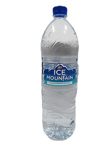 Ice Mountain Pure Drinking Water 1.5L Bottles
