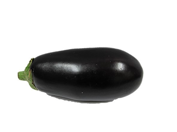 Indian Black Eggplant 1 Piece ~ 600g