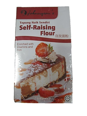 Johnnyson's Self Raising Flour 1kg