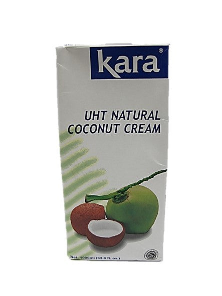 Kara UHT Natural Coconut Cream