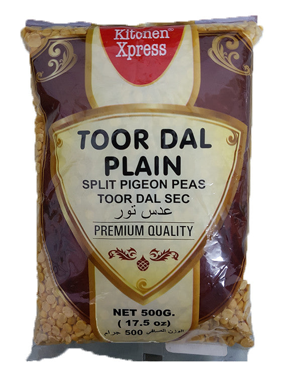 Kitchen Xpress Toor Dhall Plain 500g