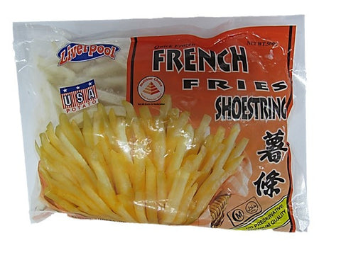 Liverpool Shoestring French Fries 500g