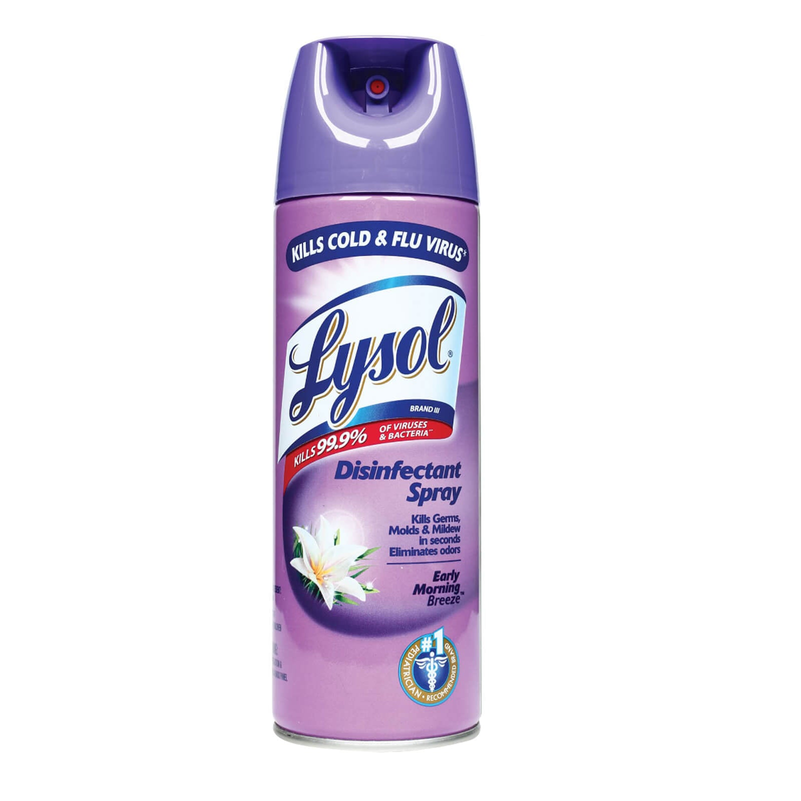 Lysol disinfectant spray early morning breeze 510g
