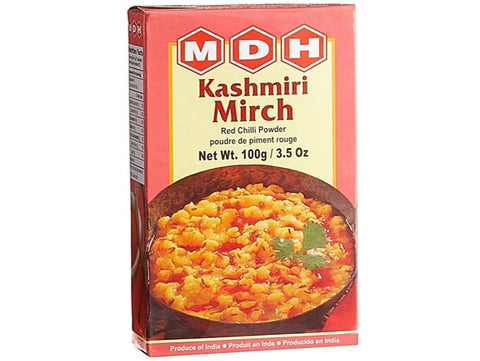 MDH Kashmiri Mirch Red Chilli Powder 100g