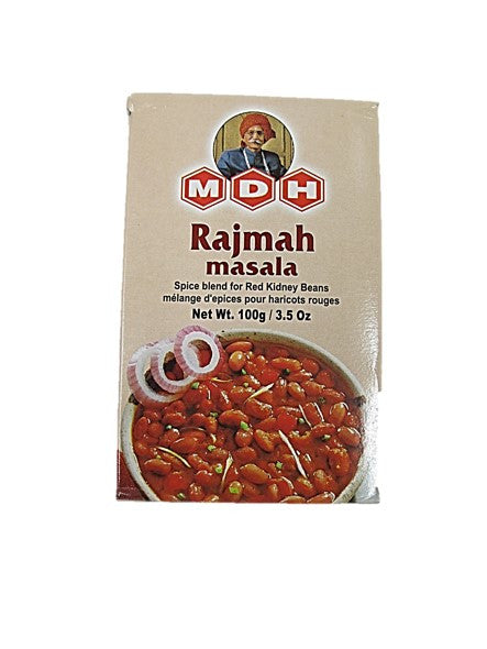 MDH Rajmah Masala (Spice Blend for Red Kidney Beans) 100g