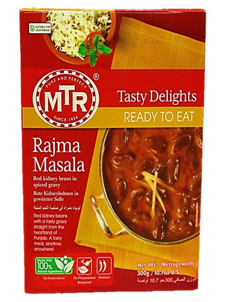 MTR Ready to Eat Rajma Masala 300g