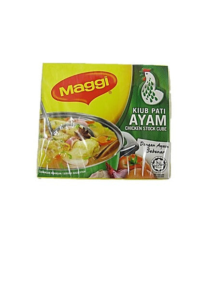 Maggi Chicken Stock Cubes (6cubes x 10g)