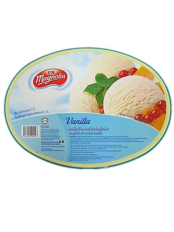 Magnolia 1.5L Tub Ice Cream
