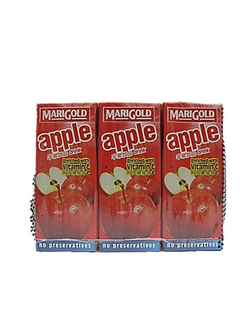 Marigold Apple Drink Enriched with Vitamin C (6 Pack X 250ml)