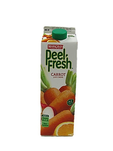 Marigold Peel Fresh Carrot Juice Drink 1L