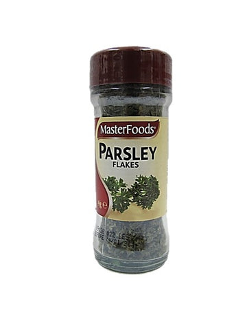 MasterFoods Parsley Flakes 4g