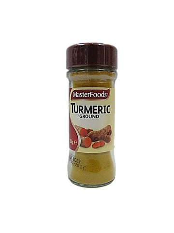 MasterFoods Turmeric Ground 28g