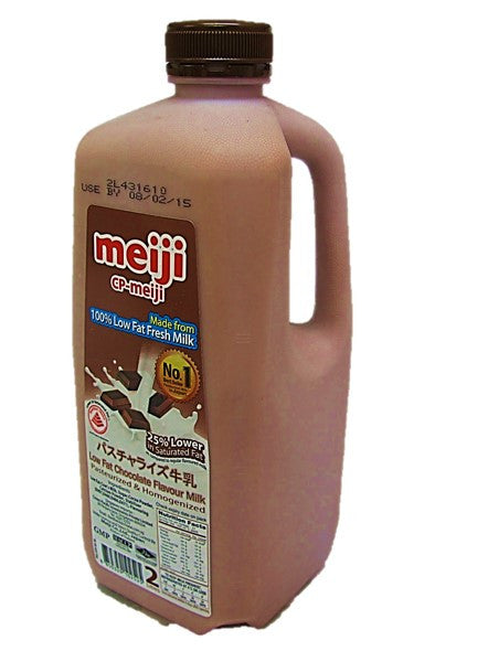 Meiji Low Fat Chocolate Milk 2L