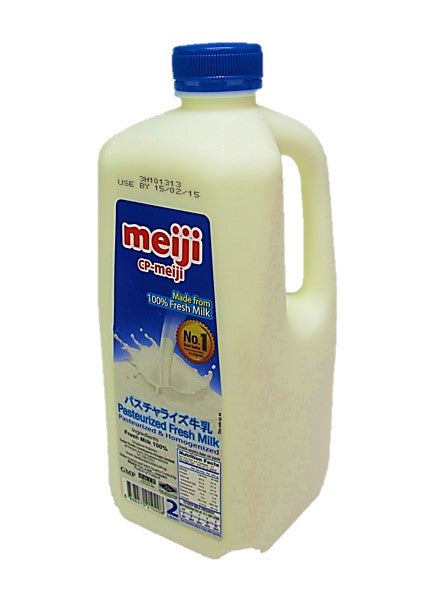Meiji Pasteurized Fresh Milk 2L