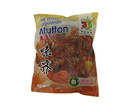 Mr Vege. Vegetarian Mutton 240g