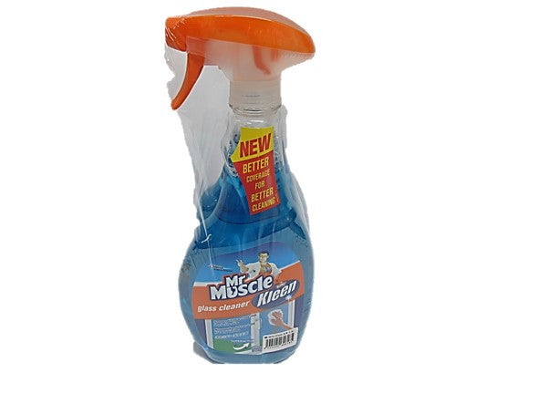 Mr Muscle Glass Cleaner 2 Pack Combo