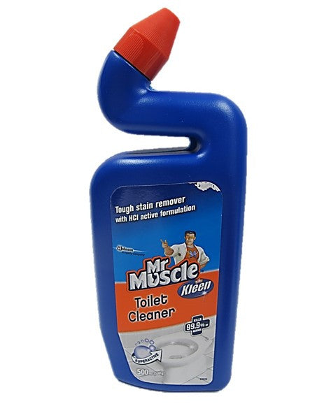 Mr Muscle Toilet Cleaner 500ml