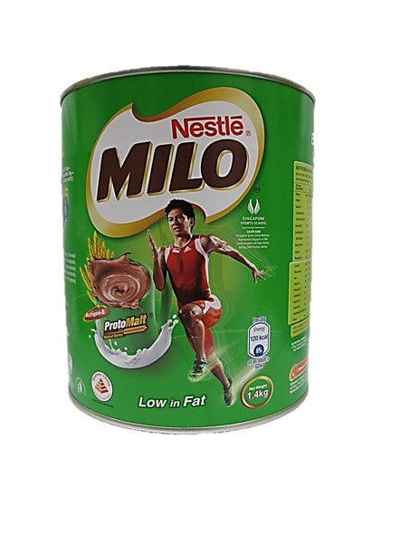 Nestle Milo ProtoMalt Low in Fat Tin 1.4kg