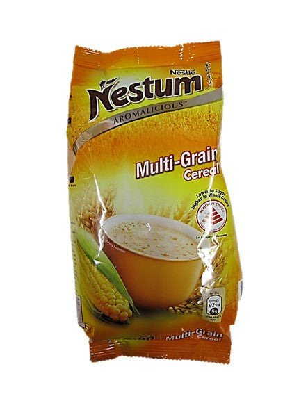 Nestum Aromalicious Multi Grain Cereal Lower in Sugar 250g Packet