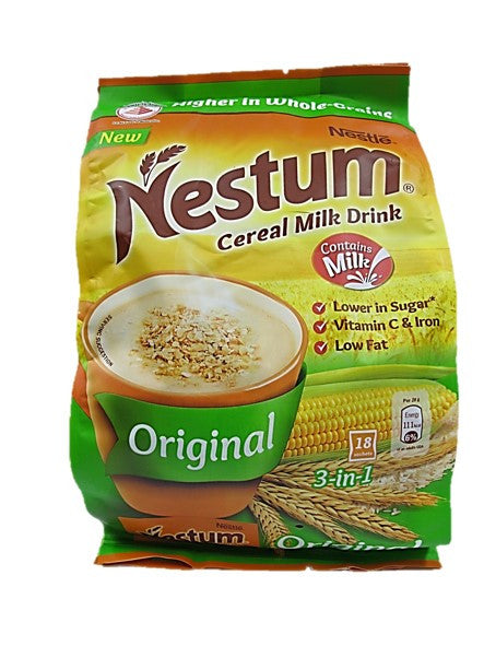 Nestum Cereal Milk Drink 3in1 Original 18 Sachets