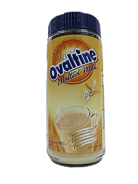 Ovaltine Malted Milk 400g