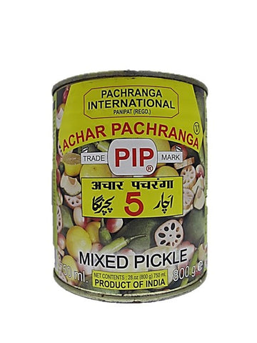 Pachranga International Achar Pchranga Mixed Pickle 800g