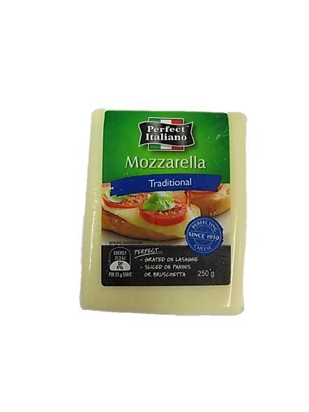 Perfect Italiano Mozzarella Traditional 250g