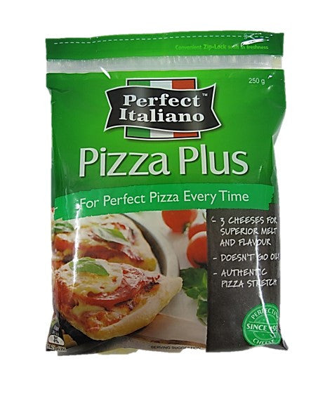 Perfect Italiano Grated Pizza Plus (3 Cheeses) 250g