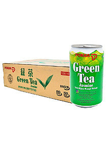 Pokka Green Tea 24 Cans Carton