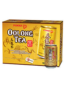 Pokka Oolong Tea 24 Cans Carton