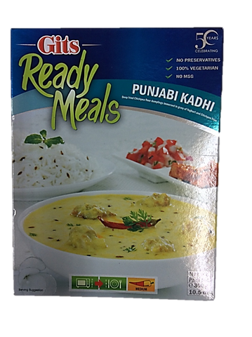 Gits Ready Meals Punjabi Kadhi 300g