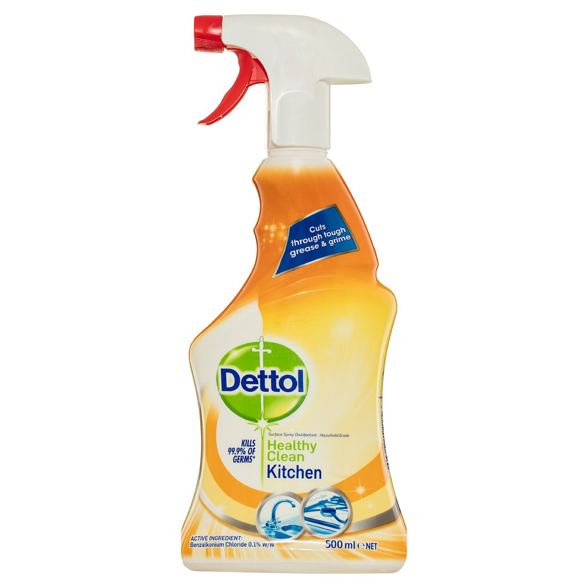 Dettol healthy clean kitchen