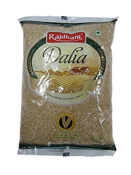 Rajdhani Dalia (Wholesome Anytime Cereal 500g