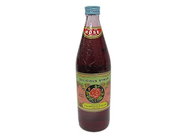 Rose Brand Rose Syrup 750ml