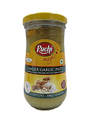 Ruchi Magic Ginger Garlic Paste 300g
