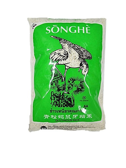 Song He AA Glutinous Rice 1kg