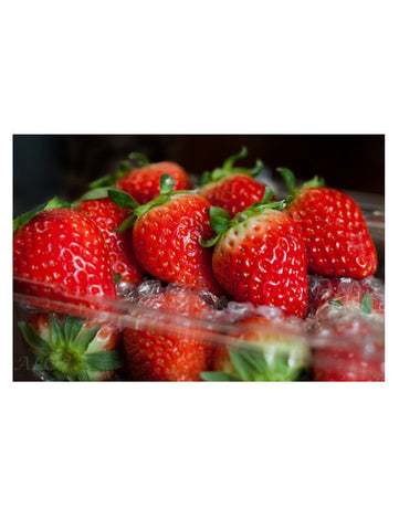 Fresh Imported Korean Strawberries ~250g