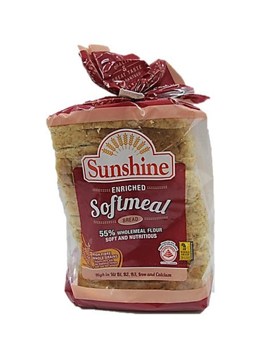Sunshine Enriched Softmeal Bread