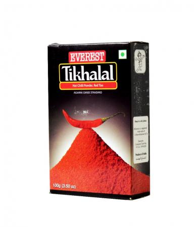 Everest Tikhalal Hot Chilli Powder Red 100g