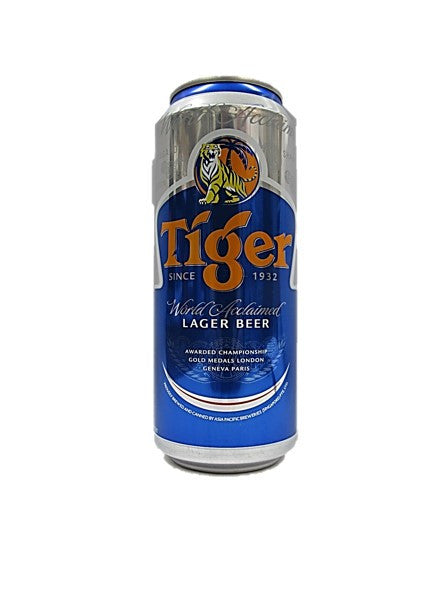 Tiger Can Beer 500ml