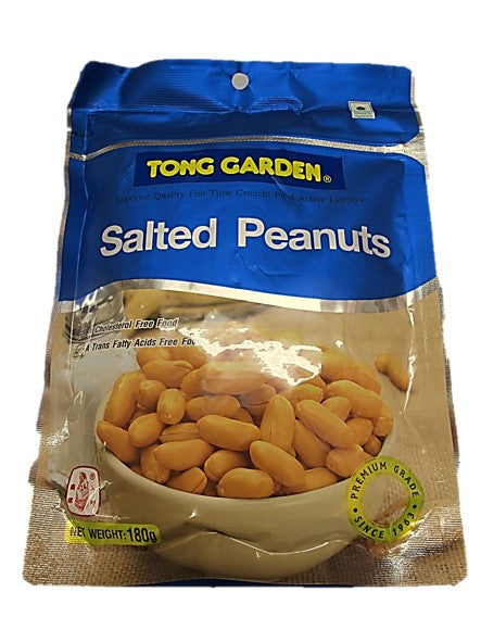 Tong Garden Salted Nuts 180g
