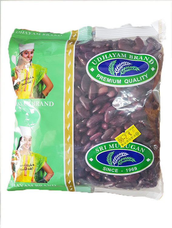 Udhayam Brand Red Kidney Bean 500g