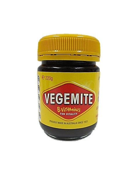 Vegemite (B Vitamins for Vitality) 220g