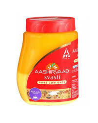 Aashirvad svasti pure cow ghee 200ml