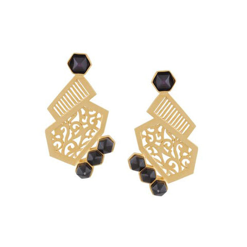 Constellation Earrings - Jude Benhalim