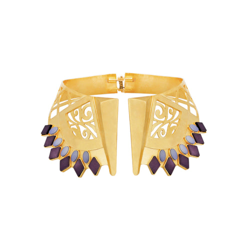 Supernova Collar Necklace - Jude Benhalim